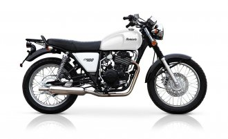 Elstar Nemesis 400cc Cafe Racer road bike retro style