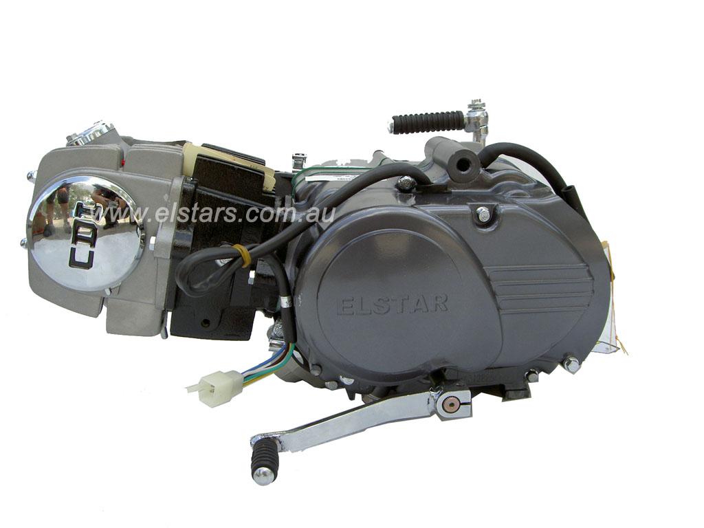 Lifan 125cc Engine Type K Engl125m 35000 Elstar Bikes 125 Wiring Diagram