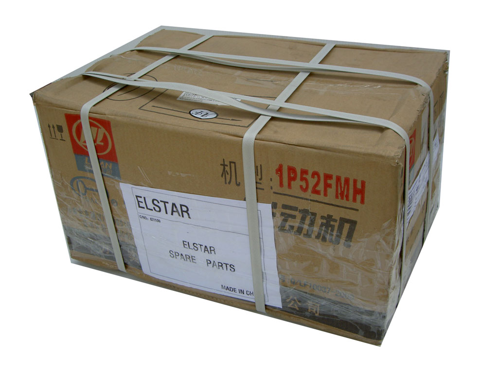 Lifan 125cc Engine (type K) [engl125m] - $350 00 : Elstar Bikes