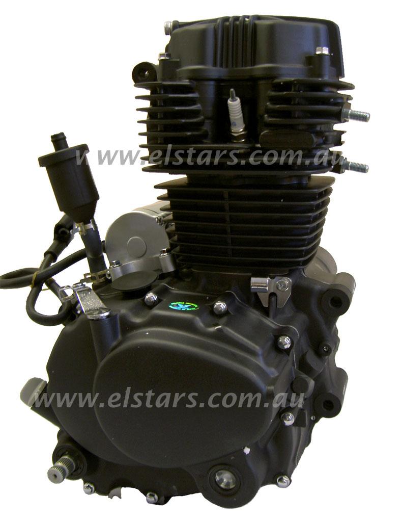 Zongshen 250cc Engine 4t [zs250a] - $770 00 : Elstar Bikes